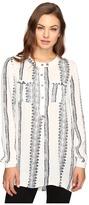 Brigitte Bailey Otylia Long Sleeve Tunic with Pockets