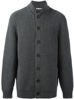 Brunello Cucinelli ribbed cardigan - men - Cashmere - 48
