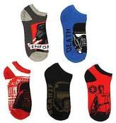 Star Wars Disney Boys' Casual Socks - Multi-Color