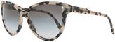 Stella McCartney Grey Gradient Sunglasses