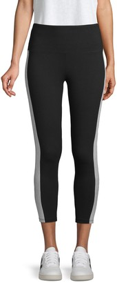 Andrew Marc Side Stripe Leggings