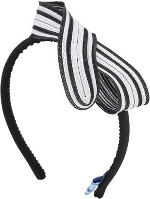 Mi Mi Sol Jersey Headband W/ Bow