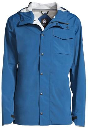 Canada Goose Nanaimo Waterproof Rain Jacket