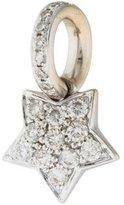 Aaron Basha Pavé Diamond Star Charm