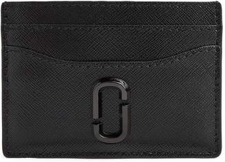 Marc Jacobs Leather Snapshot Card Holder