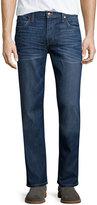 Joe's Jeans Matthieu Classic Straight-Leg Denim Jeans, Blue