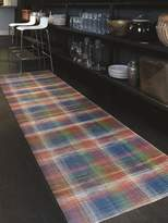 Chilewich Latex Plaid Floormat