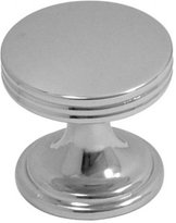 Hickory Hardware P2140-CH 1-Inch American Diner Knob, Chrome [Tools & Hardware]
