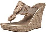 Jack Rogers Women's Mallorca Wedge Sandal