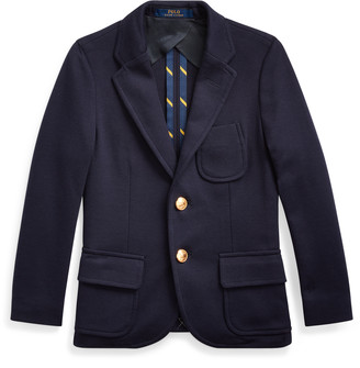Ralph Lauren Knit Cotton Sport Coat