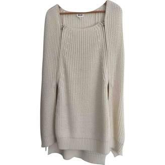 Bel Air Beige Wool Knitwear for Women