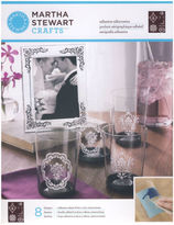 Martha Stewart Crafts Adhesive Silkscreens Damask Accents Designs 33243
