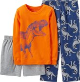Carter's Little Boys' 3 Piece PJ Set (Toddler/Kid)