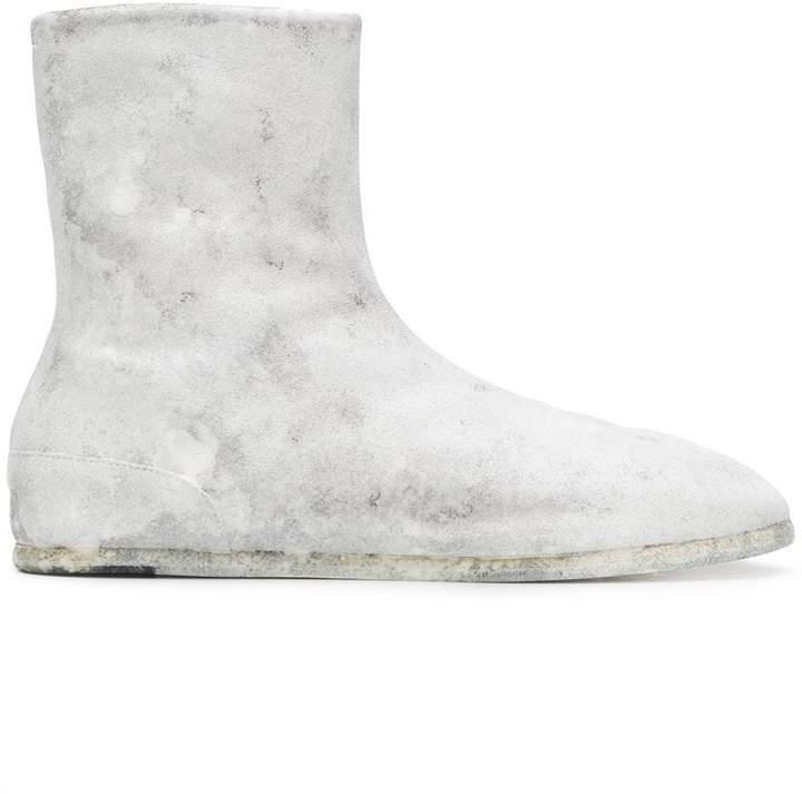 Maison Margiela side-zip Tabi boots