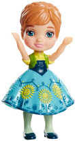 Disney Princess Frozen Fever Mini Toddler Anna Figure