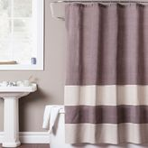 Bed Bath & Beyond Structure 72-Inch x 72-Inch Shower Curtain in Burgundy