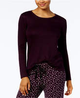 Alfani Scoop-Neck Pajama Top, Created for Macy's
