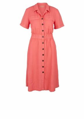 S'Oliver Women's Kleid Lang Dress