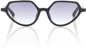 Dries Van Noten x Linda Farrow sunglasses