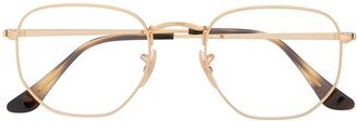 Ray-Ban Square Framed Glasses