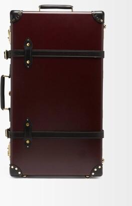 "Globe-trotter Centenary 30"" Suitcase - Burgundy"