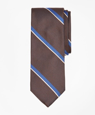 Brooks Brothers Wide Stripe Tie