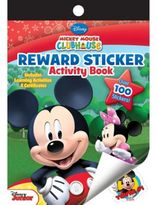 Disney® Mickey Mouse Clubhouse Reward Sticker Activity Book