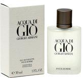 Giorgio Armani Acqua di Gio for Men Eau de Toilette, 1.0 fl. oz.