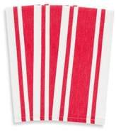 Bed Bath & Beyond Heavyweight Striped Kitchen Towels in Red (Set of 3)
