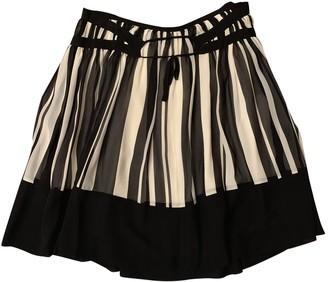Filippa K Black Silk Skirt for Women