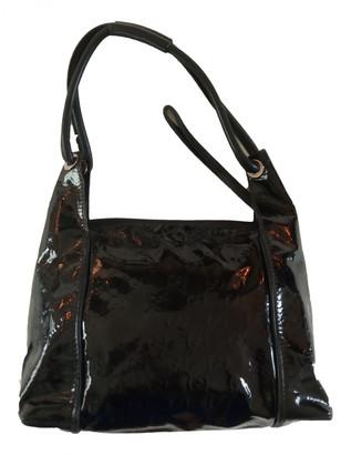 Gucci Hobo Black Plastic Handbags