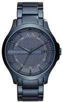 Armani Exchange Hampton Analog Stainless Steel Y-Link Bracelet Watch