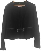 Laurèl Black Wool Jacket for Women