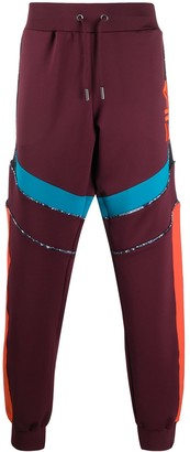 Fila Ayaka color-blocked trousers