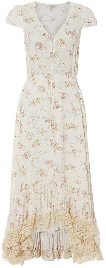 Nightcap Clothing Luna Floral Maxi Dress
