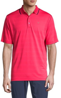 Callaway Short-Sleeve Polo