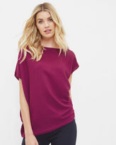 Ted Baker Draped detail top