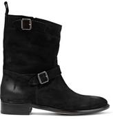 Belstaff Bedford Suede Boots