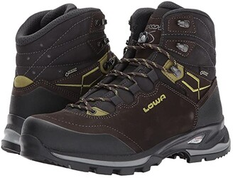 Lowa Lady Light GTX (Slate/Green) Women's Shoes