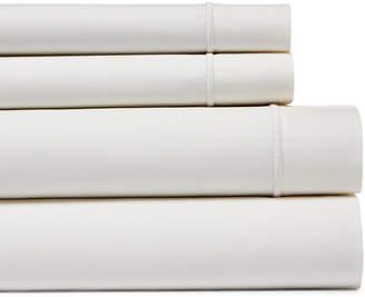 Frette Ivory One Bourdon California King Sheet Set