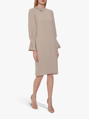 Gina Bacconi Kat Crepe Dress