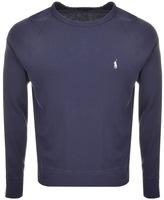 Ralph Lauren Crew Neck Sweatshirt Navy