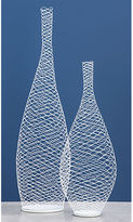 CB2 Wire Vases