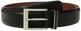 Perry Ellis Portfolio Smooth Nappa Leather Belt