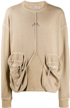 A-Cold-Wall* Patch Pocket Jumper