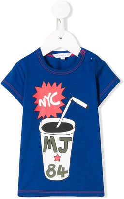 The Marc Jacobs Kids graphic print T-shirt