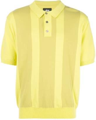 Stussy Miles polo shirt