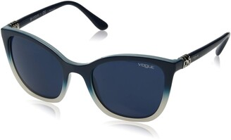 Vogue Women's VO5243SB Butterfly Sunglasses