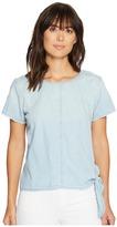 Calvin Klein Jeans Denim T-Shirt Women's T Shirt