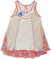 Rare Editions Sleeveless Paisley Shift Dress - Preschool Girls 4-6x
